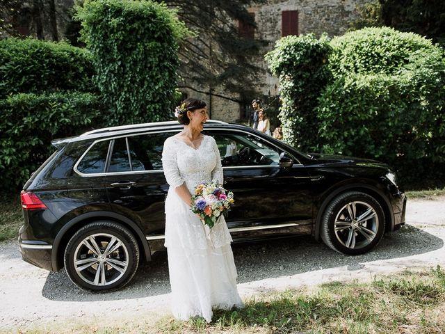Il matrimonio di Edoardo e Giulia a Nibbiano, Piacenza 8