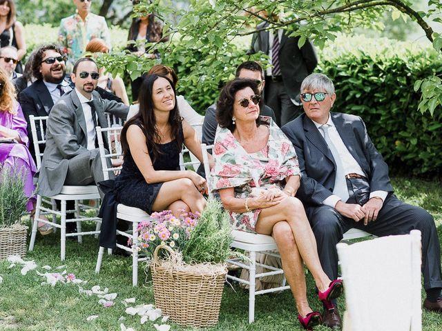 Il matrimonio di Edoardo e Giulia a Nibbiano, Piacenza 10