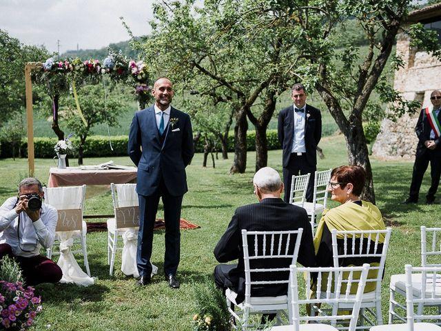 Il matrimonio di Edoardo e Giulia a Nibbiano, Piacenza 11