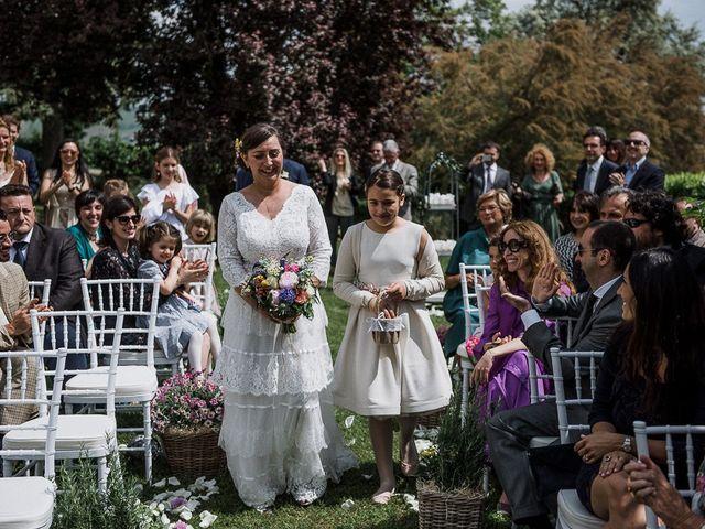 Il matrimonio di Edoardo e Giulia a Nibbiano, Piacenza 12