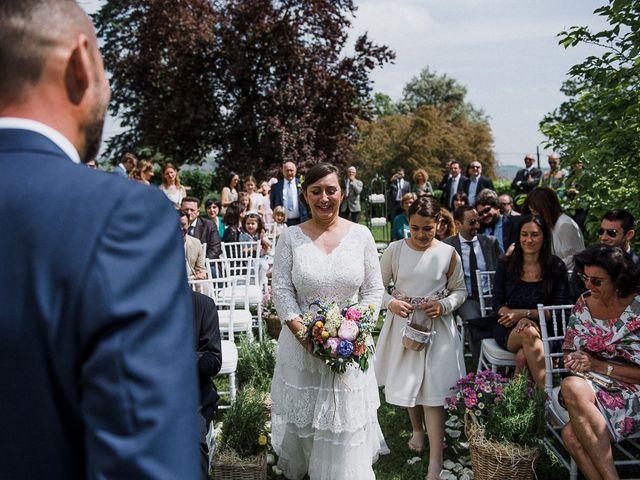 Il matrimonio di Edoardo e Giulia a Nibbiano, Piacenza 13