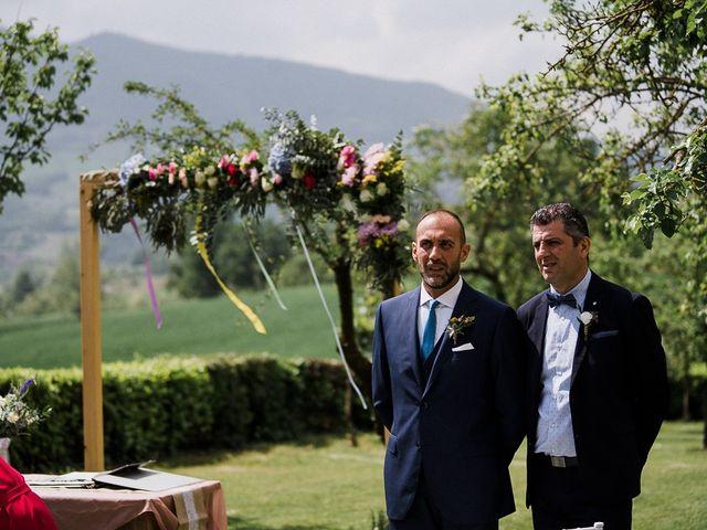 Il matrimonio di Edoardo e Giulia a Nibbiano, Piacenza 14