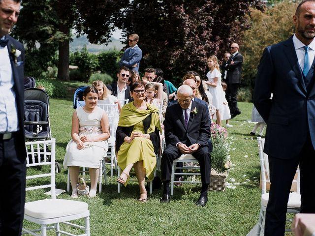 Il matrimonio di Edoardo e Giulia a Nibbiano, Piacenza 15