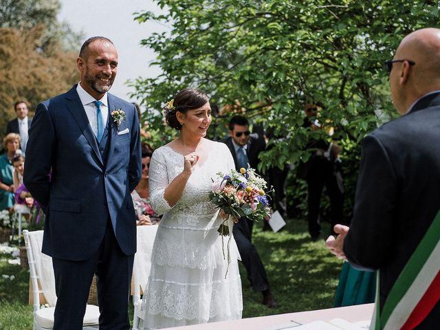Il matrimonio di Edoardo e Giulia a Nibbiano, Piacenza 16