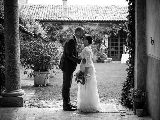 Il matrimonio di Edoardo e Giulia a Nibbiano, Piacenza 1
