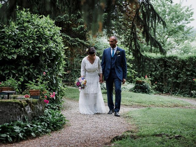 Il matrimonio di Edoardo e Giulia a Nibbiano, Piacenza 21