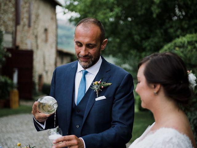 Il matrimonio di Edoardo e Giulia a Nibbiano, Piacenza 22