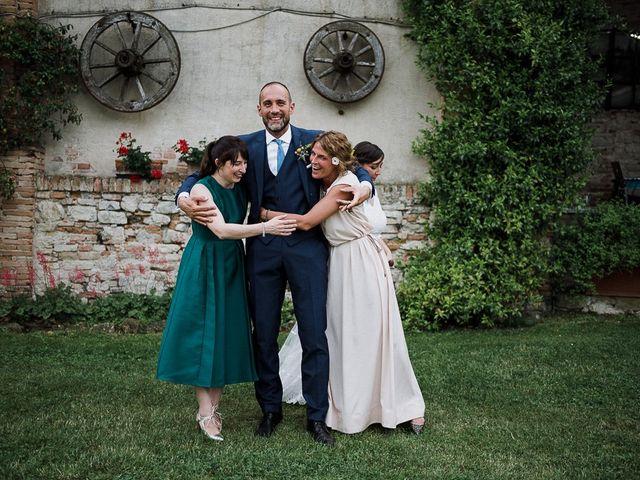 Il matrimonio di Edoardo e Giulia a Nibbiano, Piacenza 24