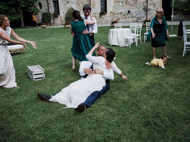 Il matrimonio di Edoardo e Giulia a Nibbiano, Piacenza 25