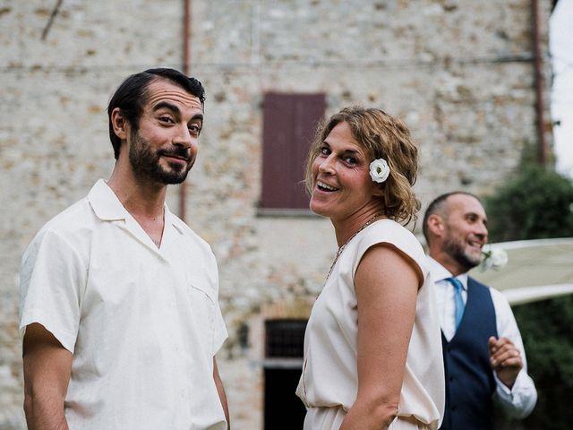 Il matrimonio di Edoardo e Giulia a Nibbiano, Piacenza 27