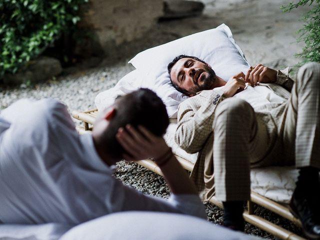 Il matrimonio di Edoardo e Giulia a Nibbiano, Piacenza 34