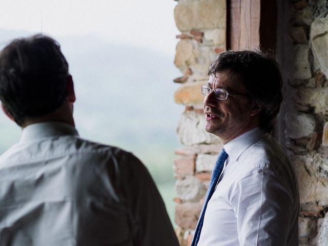Il matrimonio di Edoardo e Giulia a Nibbiano, Piacenza 35