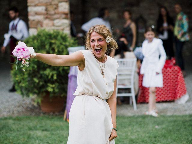 Il matrimonio di Edoardo e Giulia a Nibbiano, Piacenza 41