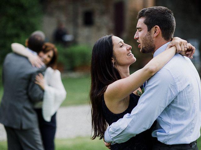 Il matrimonio di Edoardo e Giulia a Nibbiano, Piacenza 43