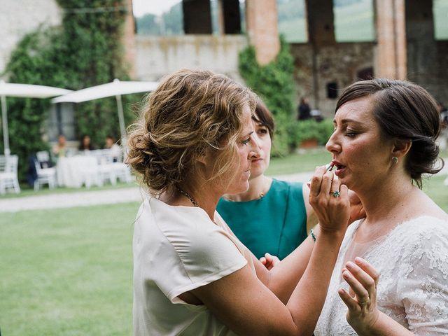 Il matrimonio di Edoardo e Giulia a Nibbiano, Piacenza 48