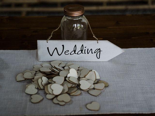 Il matrimonio di Edoardo e Giulia a Nibbiano, Piacenza 51