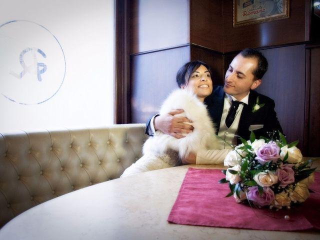 Il matrimonio di Aurelio e Rosalba a Caltanissetta, Caltanissetta 30