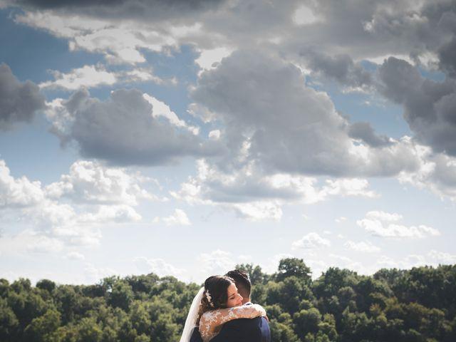 Le nozze di Nico e Michela