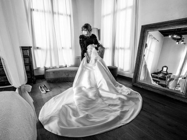 Il matrimonio di Luca e Elisa a Merate, Lecco 10