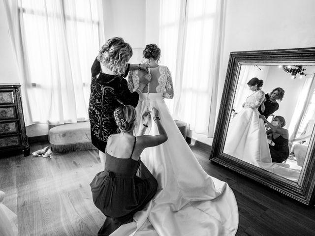 Il matrimonio di Luca e Elisa a Merate, Lecco 11