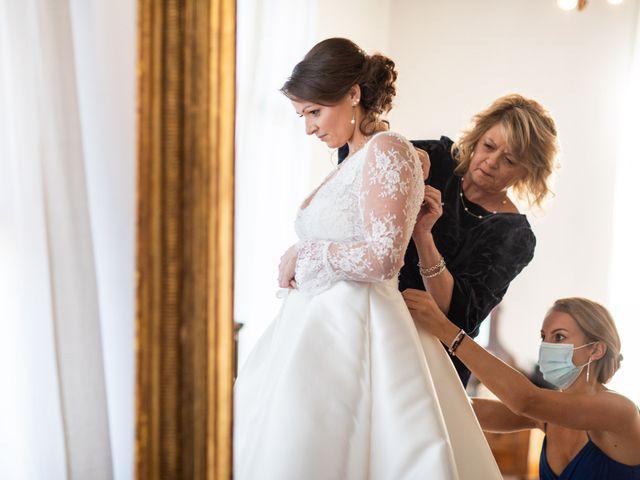 Il matrimonio di Luca e Elisa a Merate, Lecco 13