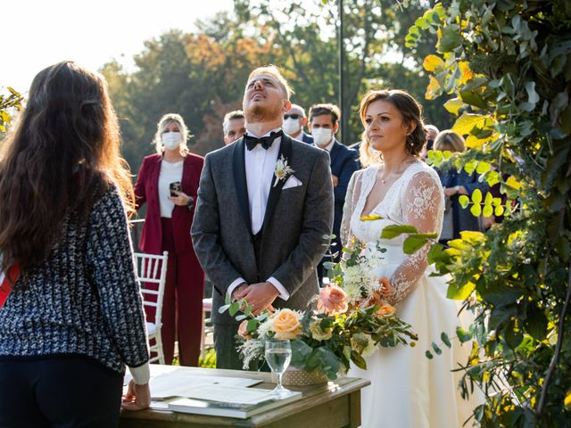 Il matrimonio di Luca e Elisa a Merate, Lecco 23