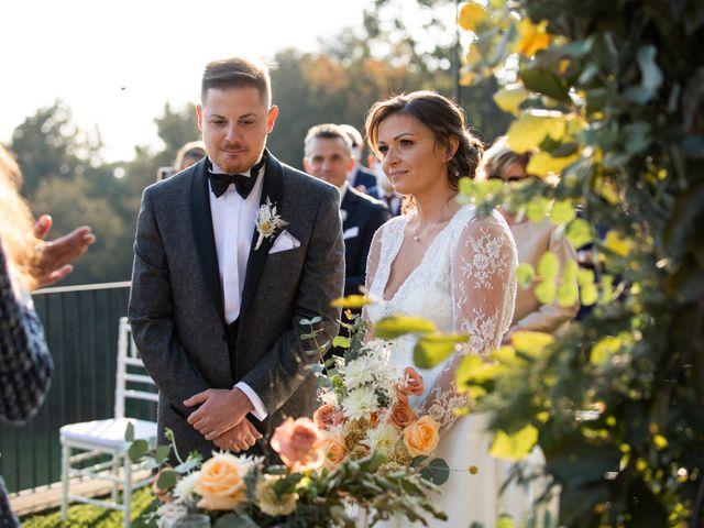 Il matrimonio di Luca e Elisa a Merate, Lecco 28