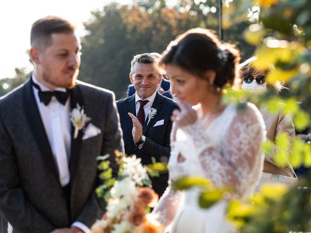 Il matrimonio di Luca e Elisa a Merate, Lecco 29