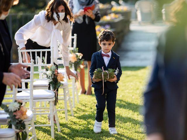 Il matrimonio di Luca e Elisa a Merate, Lecco 31
