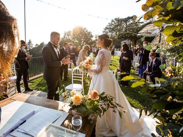 Il matrimonio di Luca e Elisa a Merate, Lecco 32