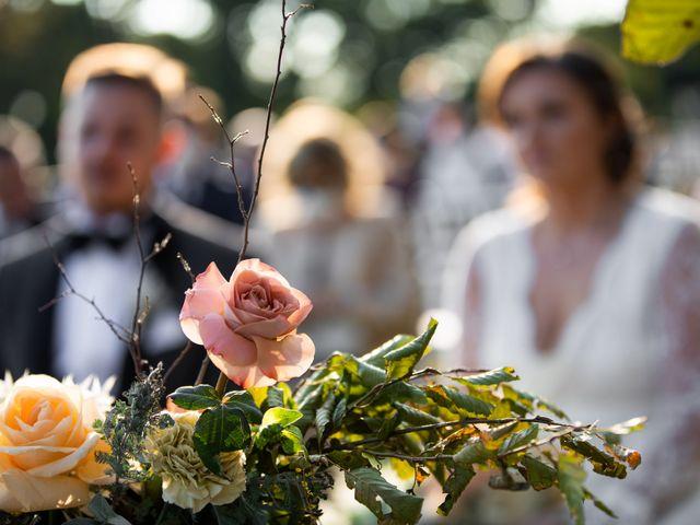 Il matrimonio di Luca e Elisa a Merate, Lecco 35