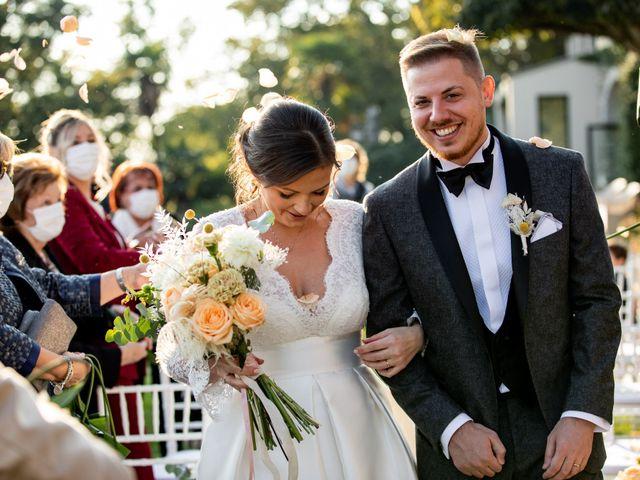 Il matrimonio di Luca e Elisa a Merate, Lecco 37