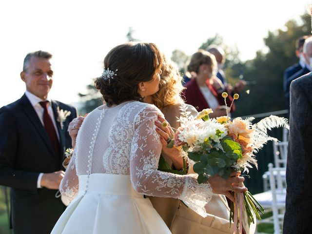 Il matrimonio di Luca e Elisa a Merate, Lecco 40
