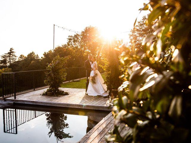 Il matrimonio di Luca e Elisa a Merate, Lecco 43