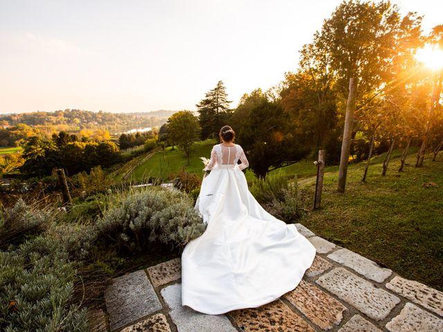 Il matrimonio di Luca e Elisa a Merate, Lecco 46