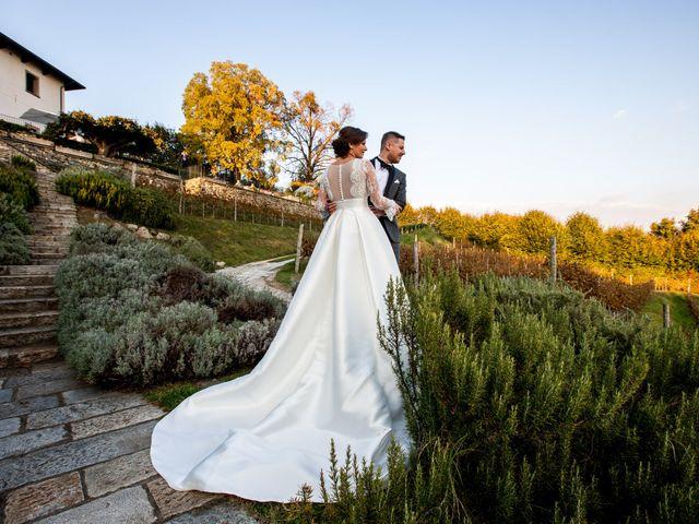 Il matrimonio di Luca e Elisa a Merate, Lecco 47