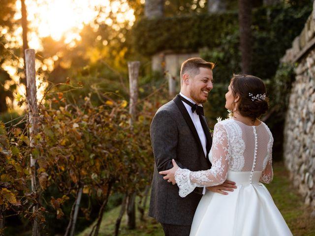 Il matrimonio di Luca e Elisa a Merate, Lecco 54