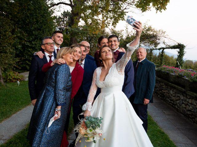 Il matrimonio di Luca e Elisa a Merate, Lecco 56