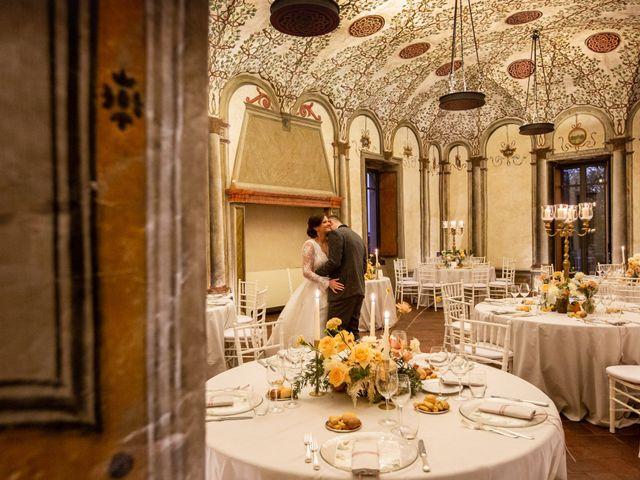 Il matrimonio di Luca e Elisa a Merate, Lecco 64