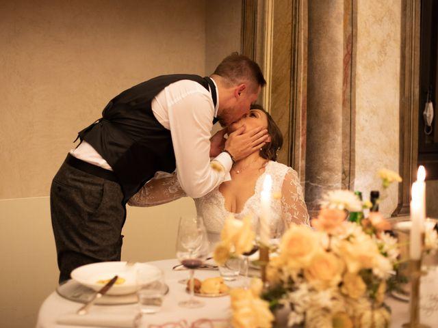 Il matrimonio di Luca e Elisa a Merate, Lecco 66