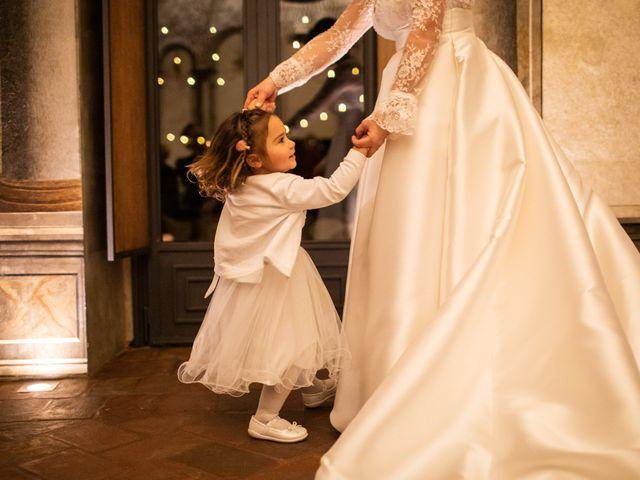 Il matrimonio di Luca e Elisa a Merate, Lecco 69