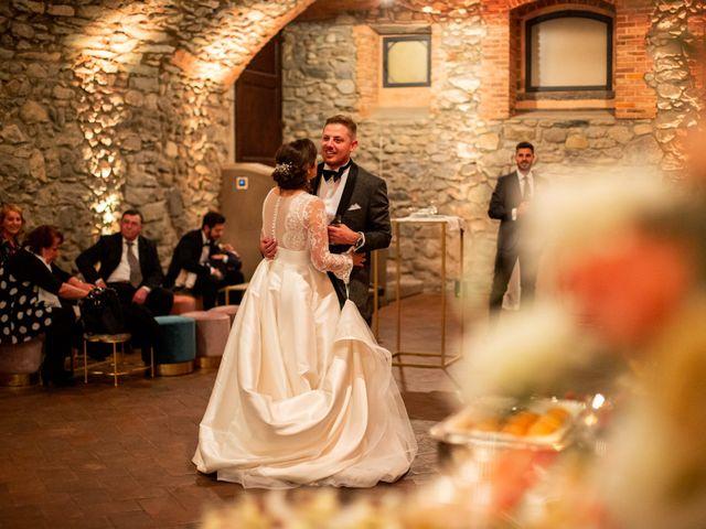 Il matrimonio di Luca e Elisa a Merate, Lecco 79