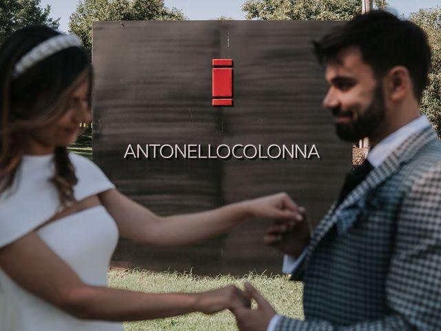 Il matrimonio di Antonella e Emiliano a Roma, Roma 52