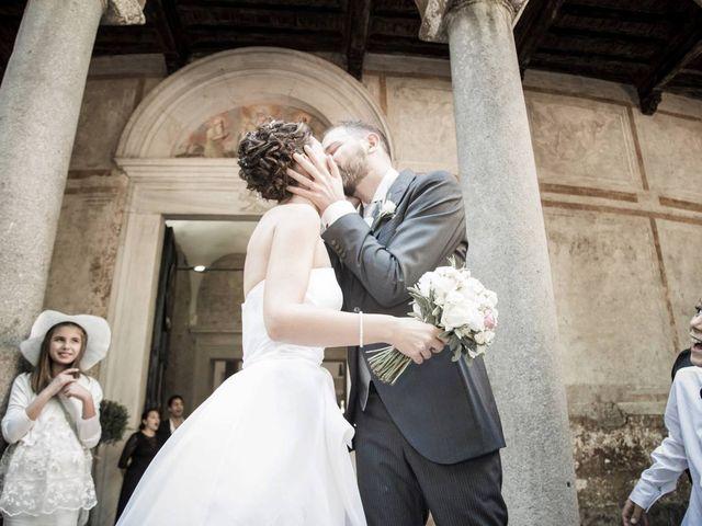 Il matrimonio di Eleonora e Marco a Roma, Roma 13