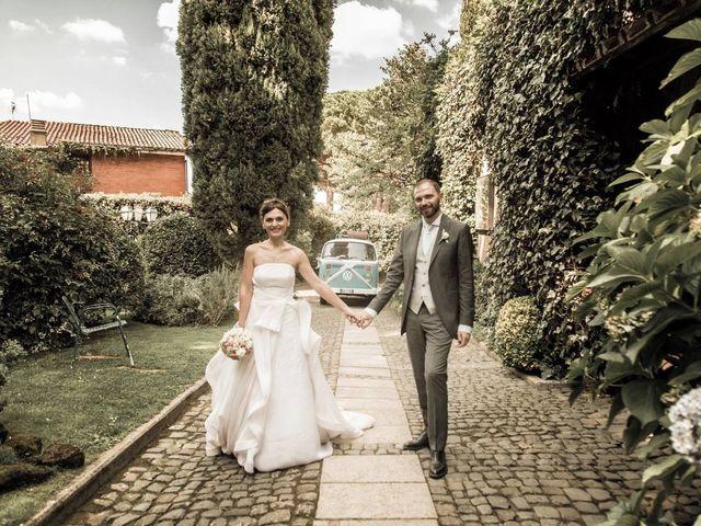 Il matrimonio di Eleonora e Marco a Roma, Roma 18