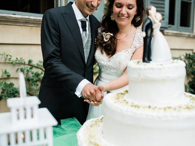 Il matrimonio di Gabriel e Marta a Vittuone, Milano 33