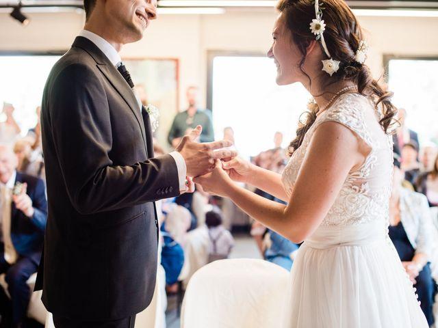Il matrimonio di Gabriel e Marta a Vittuone, Milano 21