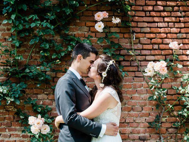 Il matrimonio di Gabriel e Marta a Vittuone, Milano 1