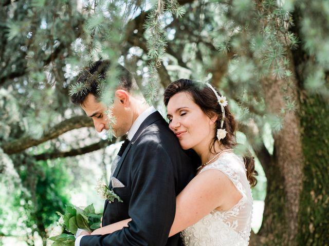Le nozze di Marta e Gabriel