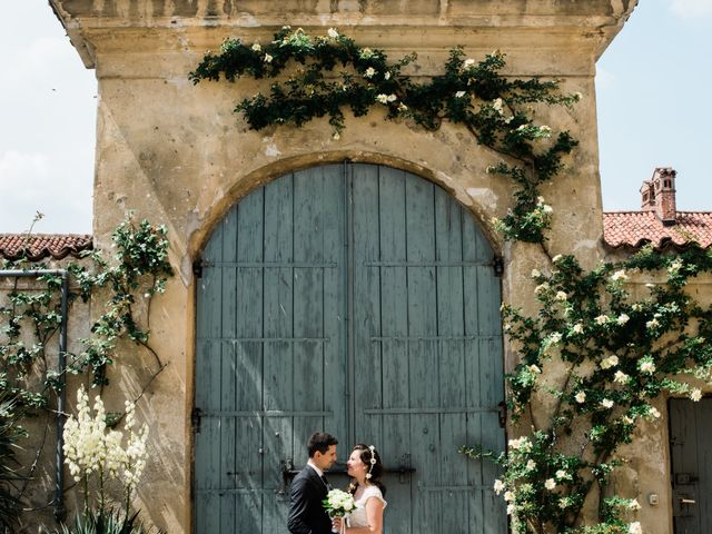 Il matrimonio di Gabriel e Marta a Vittuone, Milano 28